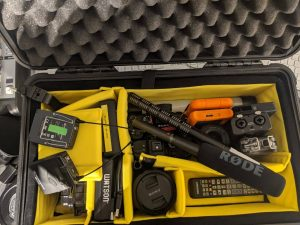 Pelican Case Packing